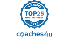 Coaches4U Most Popular 2016 Award